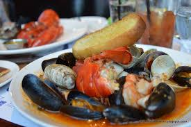 Boston Lobster Dinner ...