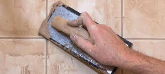 how to clean grout haze from tile removing excess remove glass tiles
