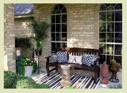 rugs front porch décor