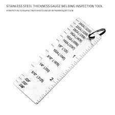 Steel Thickness Gauge Whiterope Co