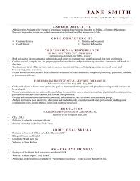Formal Resume Template Extraordinary Advanced Resume Templates Resume Genius