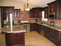modern solid solid wood kitchen cabinets design