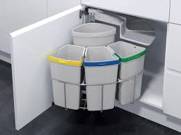Kitchen Trash Can Ideas Custom Decorating Design