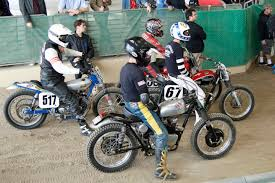 6 raventurous flat track motorcycle vintage motorcycle cafe racer