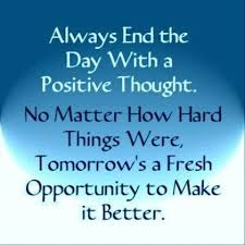 Inspirational Good Night Quotes