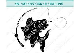 Svg clipart free vector we have about (87,579 files) free vector in ai, eps, cdr, svg vector illustration graphic art design format. Bass Fishing Svg Fishing Svg Fishing Hooks Png Dxf Eps 442639 Svgs Design Bundles