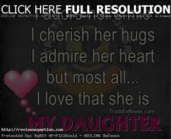 Love Quotes To Daughter Amazing Best Love My Daughter Quotes Ideas Unique How I Love My Daughter Quotes