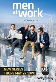 image gallery for men at work tv series filmaffinity men at work tv series