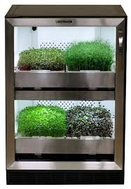 indoor kitchen garden. Indoor Herb Garden Urban Cultivator Residential, Clear Glass Kitchen I