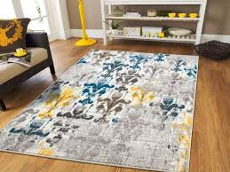 creative navy blue rug 8x10 from luxury modern faded style area rugs 8x10 yellow grey rug