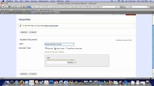 NLCN video (2 of 4) how to upload your resume