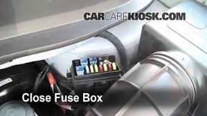 blown fuse check 2006 2014 honda ridgeline 2008 honda ridgeline 6 replace cover secure the cover and test component
