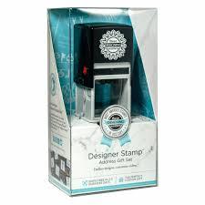 Three Designing Women Certificate Designer Gift Sets Artisan Stamp