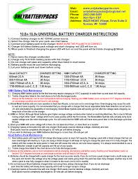 10 8v 16 8v Universal Battery Charger Manualzz Com