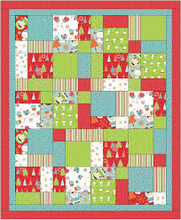 fat quarter quilts - Google Search This would be a way to use up ... & fat quarter quilts - Google Search This would be a way to use up all the Adamdwight.com
