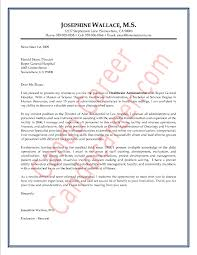 healthcare administration cover letter healthcare administrator cover letter sample by cando career coaching