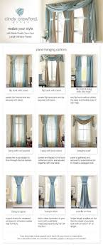 Living Room Curtain Rods 1000 Ideas About Hanging Curtains On Pinterest Curtains For