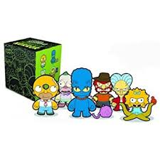 Play Doh The Simpsons Treehouse Of Horror Full Case Unboxing Simpsons Treehouse Of Horror Kidrobot