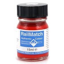 Railmatch Paints Colour Chart Railmatch 632 Sr Malachite Green 15ml Enamel