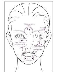 Lip Filler Chart Filler Info Bda Cp