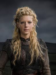 Viking Hairstyle Female katheryn winnick lagerthas hairstyle in vikings strayhair 2720 by wearticles.com
