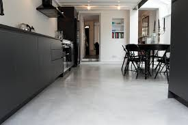 Resin Flooring Kitchen Similiar Resin For Concrete Floors Keywords