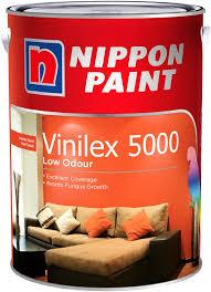 nippon super vinilex dan vinilex 5000