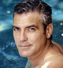 George Clooney Short Hairstyle Hairstyles For Men Gorgeous Men