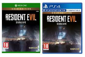 Resident Evil 7 Gewinnspiel 2x Gold Edition Zu Gewinnen