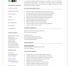 Free Professional Resume Templates 2012 Resume Template Accountant Accounting Clerk Templates Free Format 50
