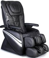 black leather massage chair. osaki os-1000a deluxe massage chair, black, synthetic leather, 5 easy to use preset auto program, delivers a powerful and realistic full body, black leather chair l