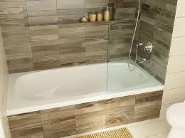 Can A Drop In Tub Be Installed In An Alcove Built In Bathtubs