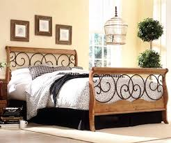 Wood and iron bedroom furniture Metal Home And Furniture Luxurious Wrought Iron Bedroom Furniture Of Wood And Headboards Sets Bed Queen Qualitymatters Wrought Iron Bedroom Furniture