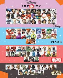 infinity characters. disney infinity character checklist version 1 all characters from the first of game disney: sorcerer apprentice mickey mouse minnie mo.
