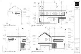 architectural drawings. Modern House Drawings Bob Borson A401 Architectural S
