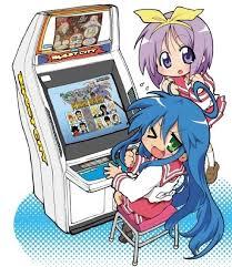 Resultado de imagen de videojuegos anime