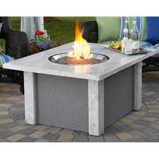 sophisticated outdoor coffee table fire pit of pany san juan 48 inch propane in
