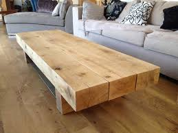 rustic oak table top chunky coffee table with drawers timber tables bi on large rustic oak