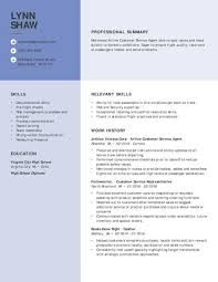 Resume Complete Resume Templates Easy To Customize Online Templates