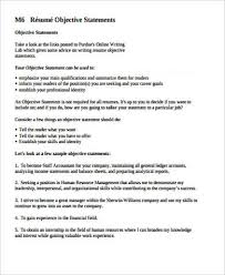 Resume Objective Statement Gorgeous Resume Objective Statements Examples Best Of Format 28 Ifest