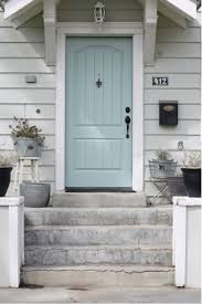 Front door colors vary depending on the style of house, color of the exterior and area of the country where you live. New Front Door Paint Color Or Leave It Satori Design For Living