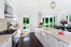 Galley Kitchen Designs With Island 22 Luxury Galley Kitchen Design Ideas  Pictures New
