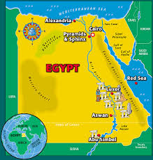 ancient egypt maps for kids and students ~ ancient egypt facts Egypt History Map best map of ancient egypt egypt history podcast