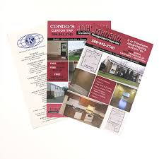 Make Free Flyers To Print Flyer Printing Printing By Johnson Mt Clemens Printers Macomb