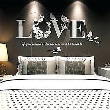 mirror wall decals hot stickers e flower vase canada