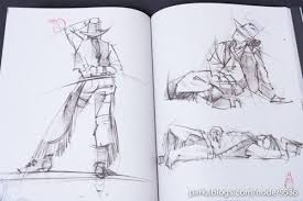 gesture drawing vol 3 by ryan woodward 08