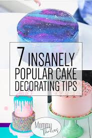 7 Easy Cake Decorating Trends For Beginners Mommy Thrives