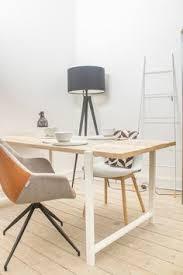 pure wood design steigerhouten tafel met stalen frame nordby wood designshowroomlevitatetableliving