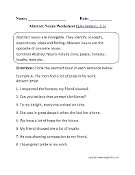 resume noun abstract nouns worksheet 1 resume noun or verb