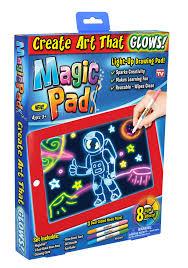 Walmart Light Pad Magic Pad Illuminating Screen For Drawing Sketching And Creating As Seen On Tv Walmart Com